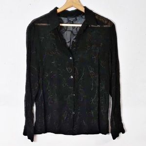 Camille Claudel Button Up.